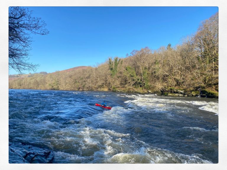 richard hill technical advisor white water open canoeing river wye