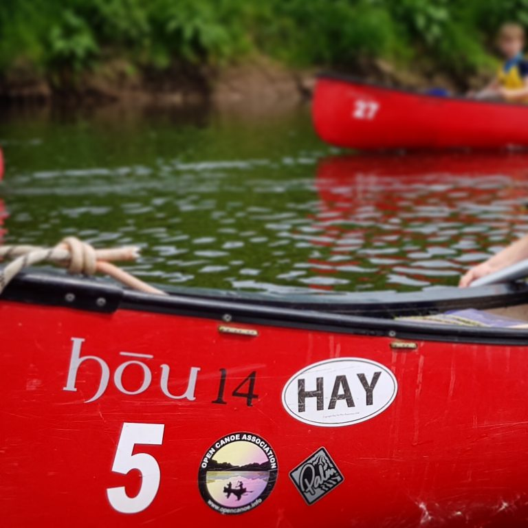 guided canoe adventures on the river wye at want to canoe?